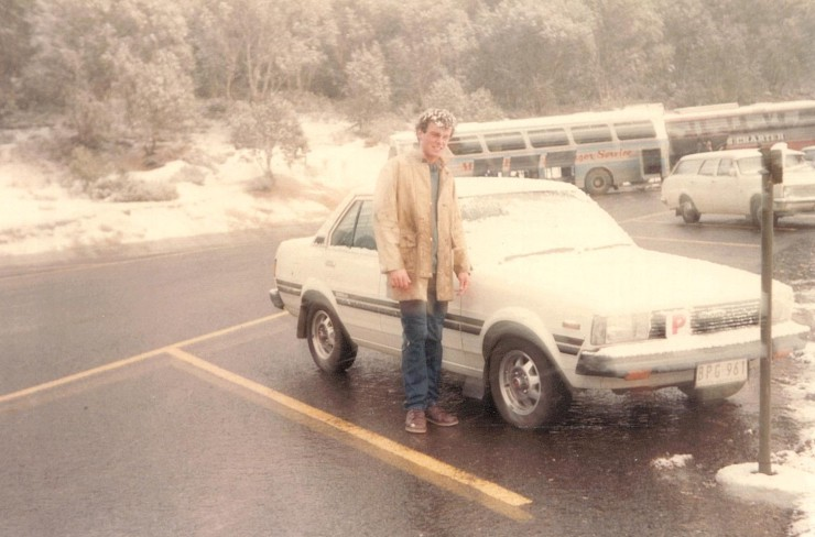 Dingo Dell, Mt Buffalo, 1984
