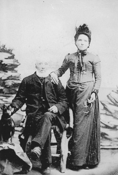 William and Ann Sweet/Sweeting, parents of Mary Jane Campbell.