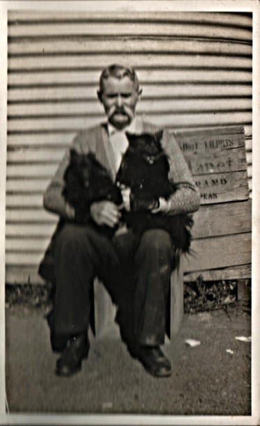 Alexander Duncan Campbell (my great-grandfather) was born 26 May 1863 in Kyneton, Victoria, and died 15 June 1938 in Rankin's Springs, NSW.